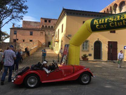 SuperTuscan Wine Tour of Montecarlo